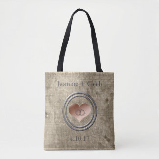 With This Ring by Shirley Taylor Tote Bag