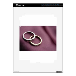 With This Ring I Thee Wed iPad 3 Skins