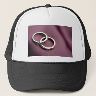 With This Ring I Thee Wed Trucker Hat