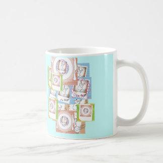 With thought hi top top 3 coffee mug