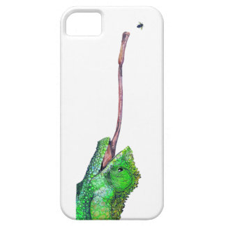WITH TONGUE REACHED iPhone SE/5/5s CASE