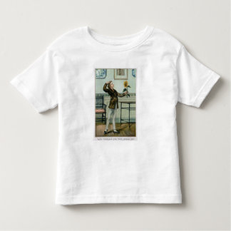 With Yearnings For Your Intense Joy, Victorian Chr Toddler T-shirt