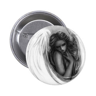 With you now Angel Button