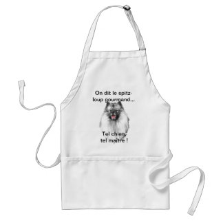 With your furnaces! adult apron