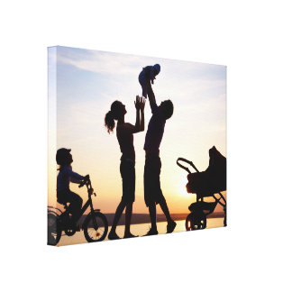 With your photo canvas print