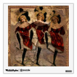 Withering Cancan Wall Decals