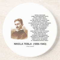 Within A Few Years Simple Inexpensive Device Tesla Drink Coaster
