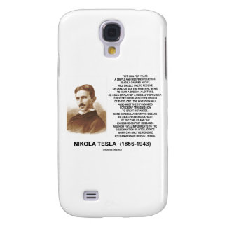 Within A Few Years Simple Inexpensive Device Tesla Galaxy S4 Cases