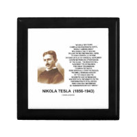 Within A Few Years Simple Inexpensive Device Tesla Gift Box