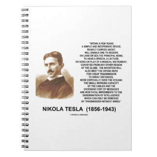 Within A Few Years Simple Inexpensive Device Tesla Notebook