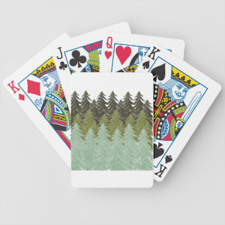 WITHIN THE FOREST BICYCLE PLAYING CARDS