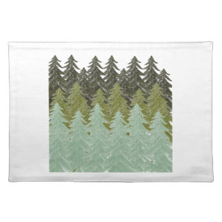 WITHIN THE FOREST CLOTH PLACE MAT