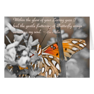 Within the glow of your Loving... Card