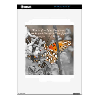 Within the glow of your Loving... iPad 2 Decals