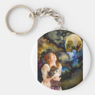 WITHIN THE GRIP OF AGONY'S MADNESS BASIC ROUND BUTTON KEYCHAIN