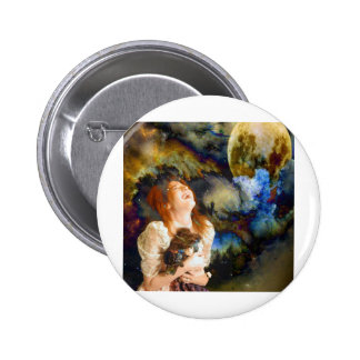 WITHIN THE GRIP OF AGONY'S MADNESS PINBACK BUTTON