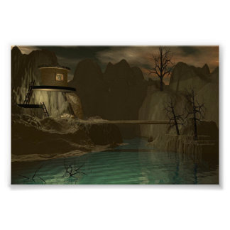 Within the Myst Poster
