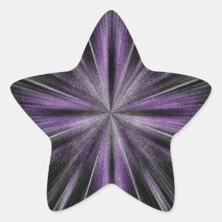 Within the Void Star Sticker