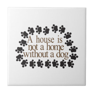 Without a Dog Tile