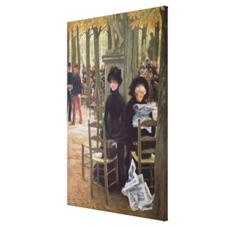 Without a Dowry , 1883-5 Canvas Print