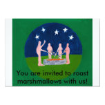 "Without A Stitch Gallery Invitation 5"" X 7"" Invitation Card"