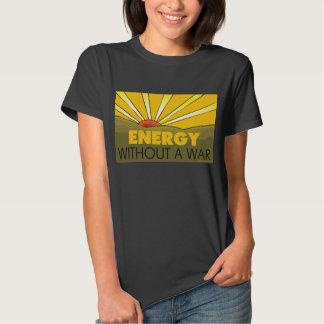 Without A War Solar T Shirt
