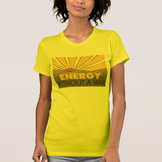 Without A War Solar T Shirts