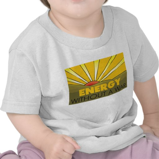 Without A War Solar Tshirt
