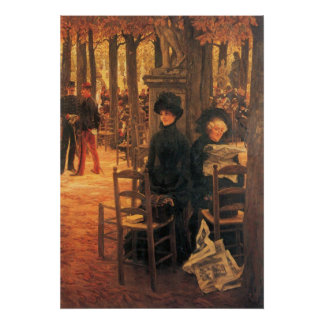 Without Aussteuer by James Tissot Print