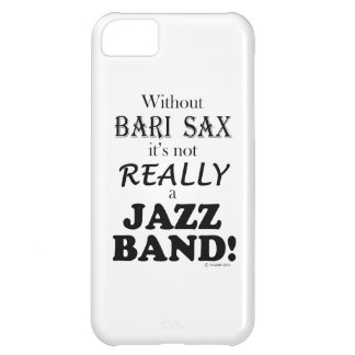 Without Bari Sax - Jazz Band iPhone 5C Cover