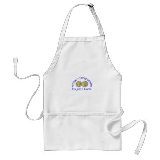 Without Cheerleaders Adult Apron