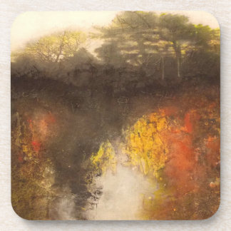 """""""Without Darkness, there is no light"""" coasters x6"""