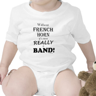 Without French Horn - Band T-shirt
