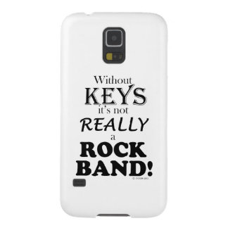 Without Keys - Rock Band Galaxy S5 Case