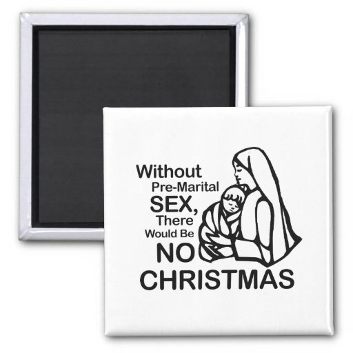 Without Mary there would be no Magnet
