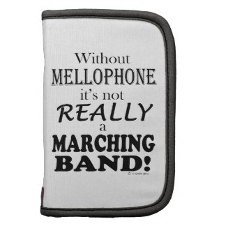 Without Mellophone - Marching Band Organizers