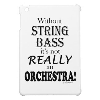 Without String Bass - Orchestra Cover For The iPad Mini