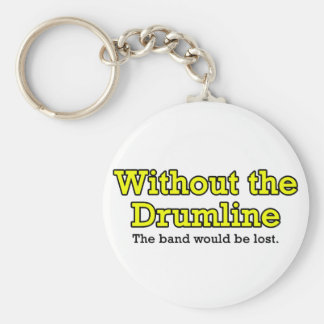 Without the Drumline Keychain