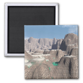 Withstanding The Test Of Time 2 Inch Square Magnet