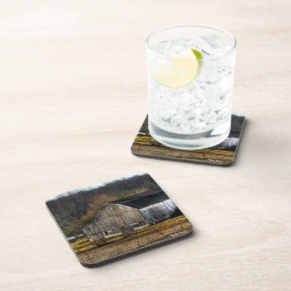 Withstanding the Test of Time Beverage Coaster