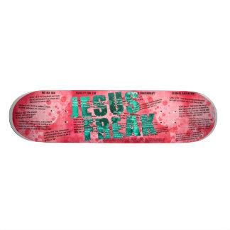 Witness Board - Pink Skate Board