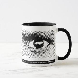 WITNESS eye mug