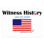 Witness History Post Card