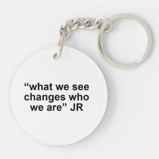 WITNESS key chain Acrylic Keychains