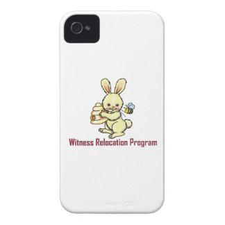 WITNESS PROGRAM iPhone 4 COVERS