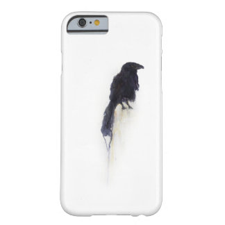 """Witness"" - Raven in Winter Snow Barely There iPhone 6 Case"