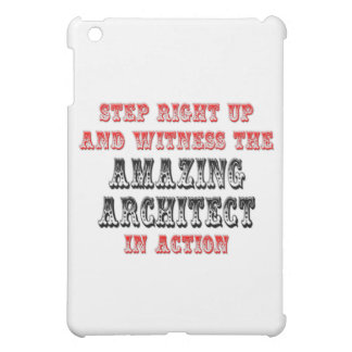 Witness The Amazing Architect In Action iPad Mini Covers