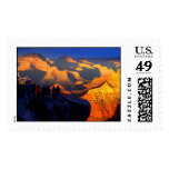 Witness to Beauty Postage Stamp