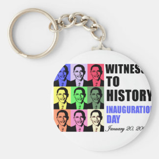 Witness to history: Obama Inauguration Keychain