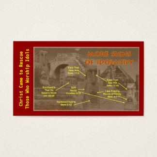 Witnessing / Evangelism Wallet Card